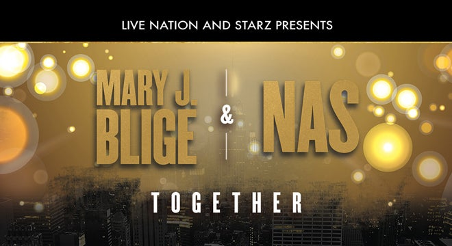 Mary J. Blige and Nas