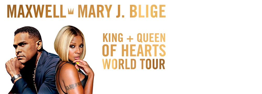 Maxwell and Mary J. Blige