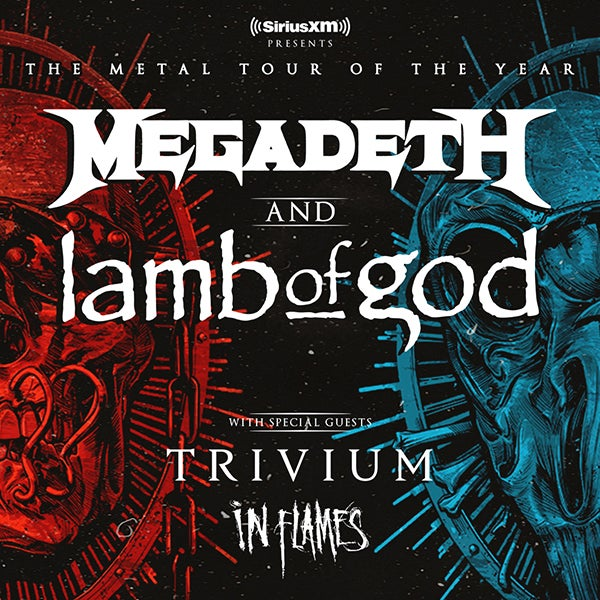 More Info for Megadeth and Lamb Of God