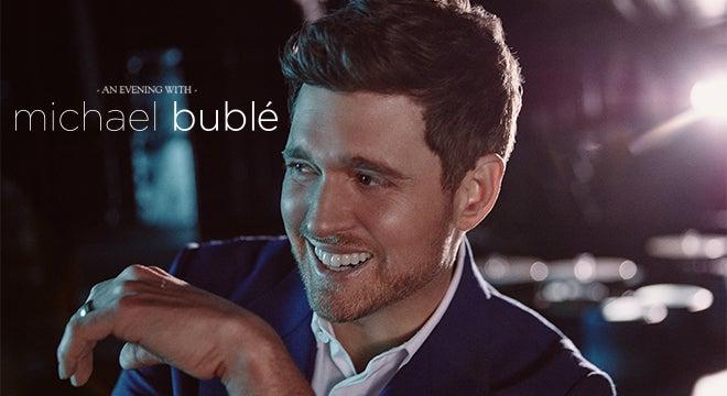 Michael Buble Spotlight