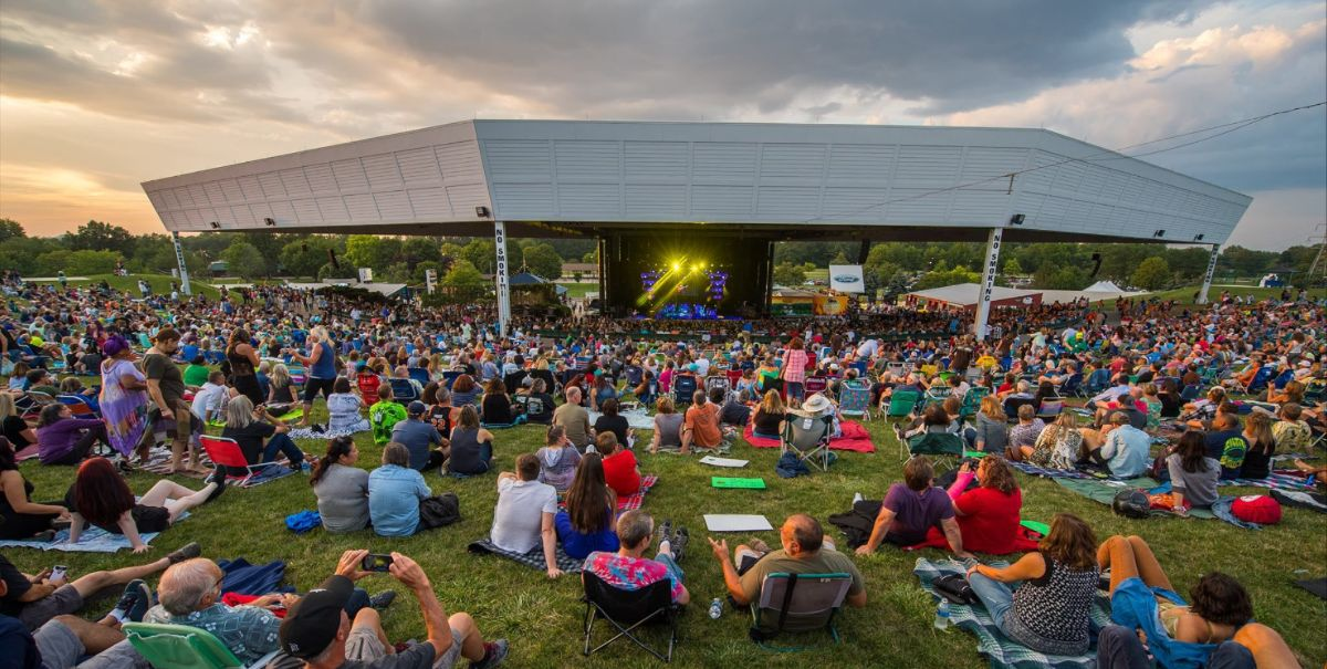 Michigan Lottery Amphitheatre at Freedom Hill - Sterling Heights, MI