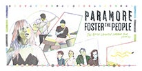 "More Info for PARAMORE TO BRING 2018 NORTH AMERICAN ""AFTER LAUGHTER SUMMER TOUR (TOUR 5)"" WITH FOSTER THE PEOPLE TO DTE ENERGY MUSIC THEATRE FRIDAY, JUNE 29"