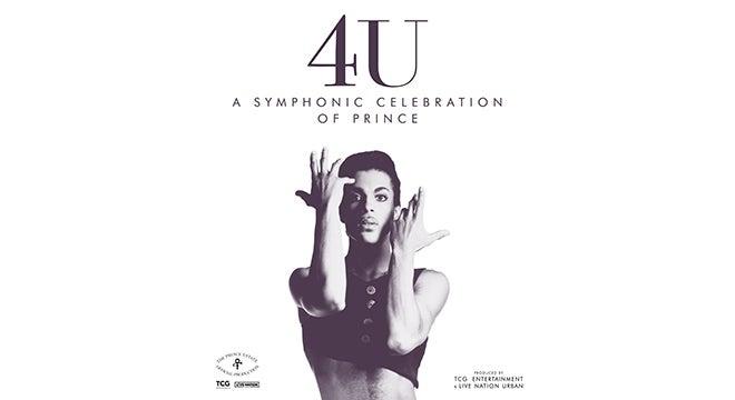 """""""4U: A Symphonic Celebration of Prince"""""""