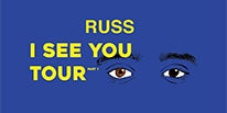 """More Info for RUSS BRINGS NORTH AMERICAN """"I SEE YOU TOUR PART 1"""" TO MEADOW BROOK AMPHITHEATRE JUNE 5"""
