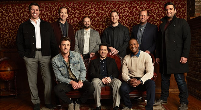 """STRAIGHT NO CHASER BRING THE """"ONE SHOT TOUR"""" TO THE FOX"""