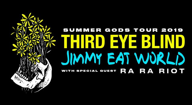 Third Eye Blind and Jimmy Eat World | 313 Presents