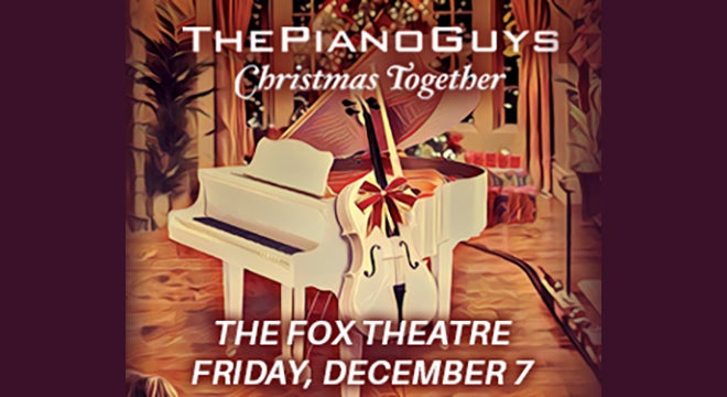 the piano guys 313 presents