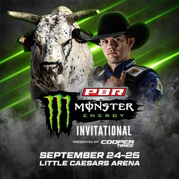 More Info for CANCELED | PBR Monster Energy Invitational presented by Cooper Tires