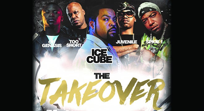 97.9 WJLB presents The Takeover