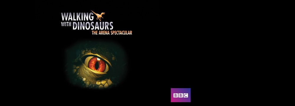 Walking With Dinosaurs Final Show Cancelled 313 Presents