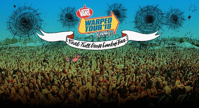 Vans Warped Tour - SOLD OUT