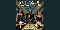 """More Info for PLATINUM SELLING R&B QUARTET XSCAPE BRING """"THE GREAT XSCAPE TOUR""""  WITH SPECIAL GUESTS MONICA AND TAMAR BRAXTON  AND HOSTED BY NENE LEAKES TO LITTLE CAESARS ARENA DECEMBER 21"""