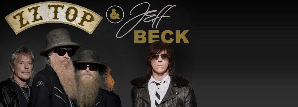 ZZ Top & JeffBeck