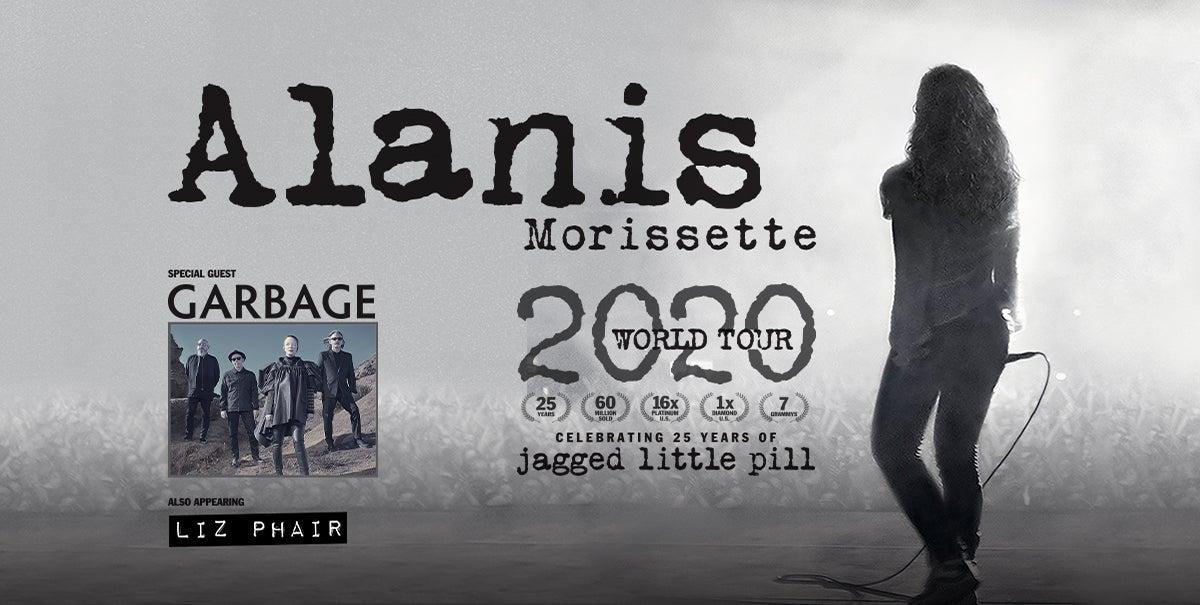 POSTPONED: Alanis Morissette