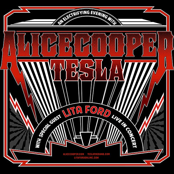 More Info for Alice Cooper and Tesla