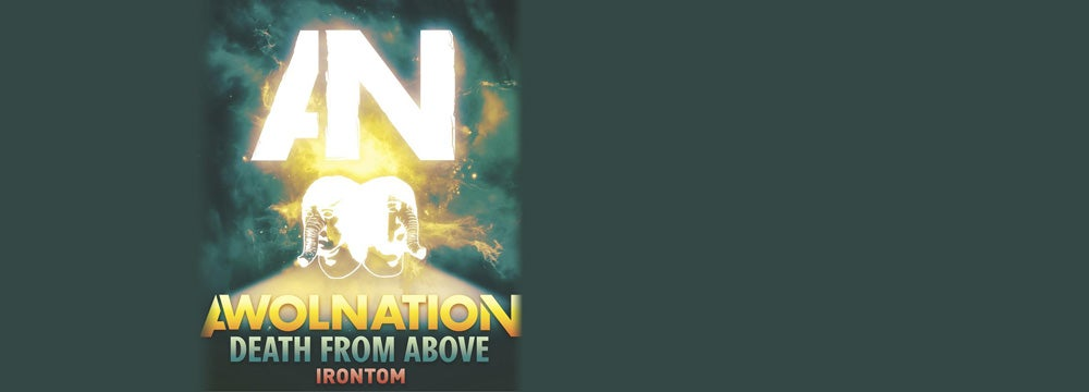 Awolnation Cancelled 313 Presents
