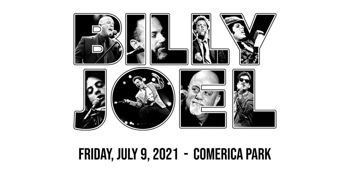 RESCHEDULED: Billy Joel