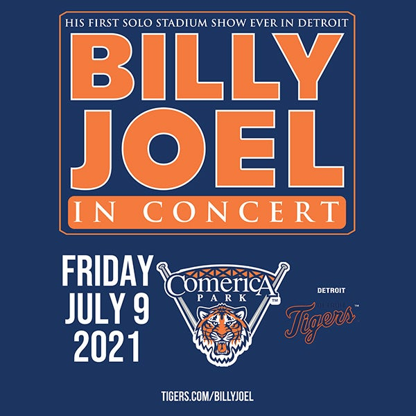 More Info for RESCHEDULED: Billy Joel