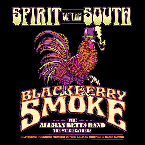 More Info for Blackberry Smoke