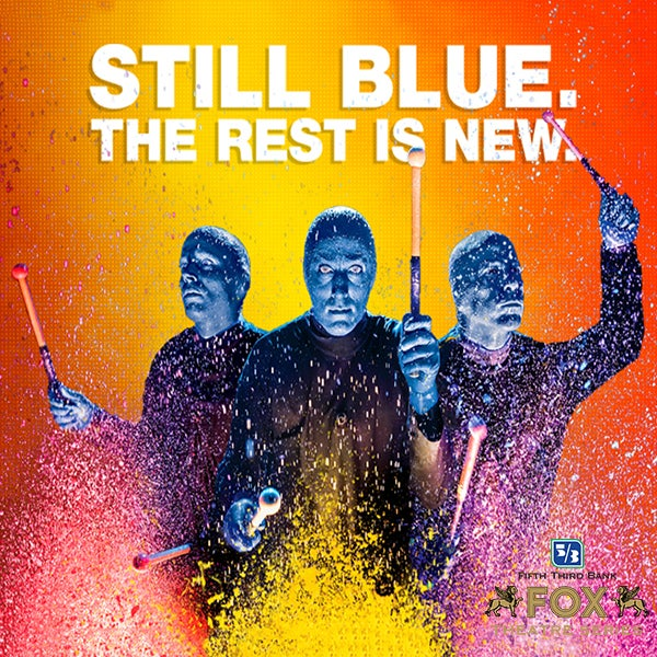 More Info for Blue Man Group