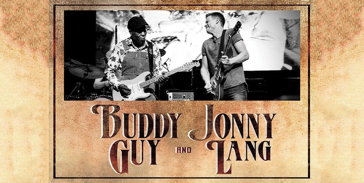 Buddy Guy and Jonny Lang