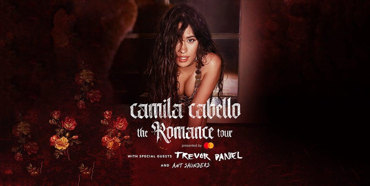 CANCELLED: Camila Cabello