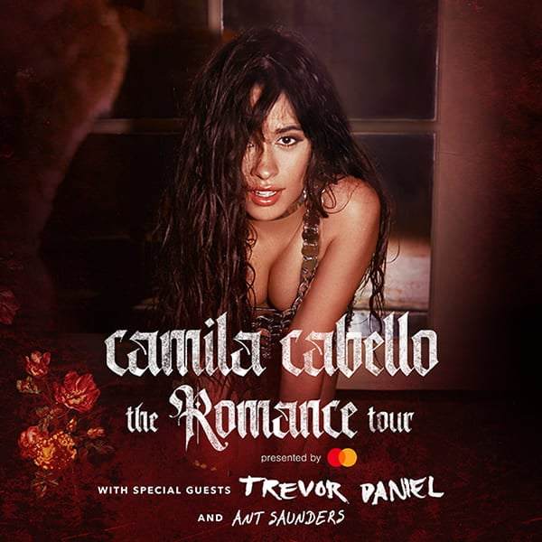"More Info for CAMILA CABELLO ANOUNCES SPECIAL GUESTS TO JOIN ""THE ROMANCE TOUR"" PRESENTED BY MASTERCARD AT LITTLE CAESARS ARENA SATURDAY, SEPTEMBER 5"