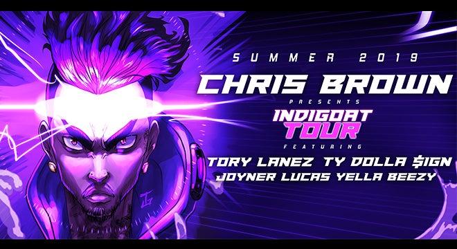 Bud Light presents HOT 107.5 Summer Jamz 22 featuring Chris Brown