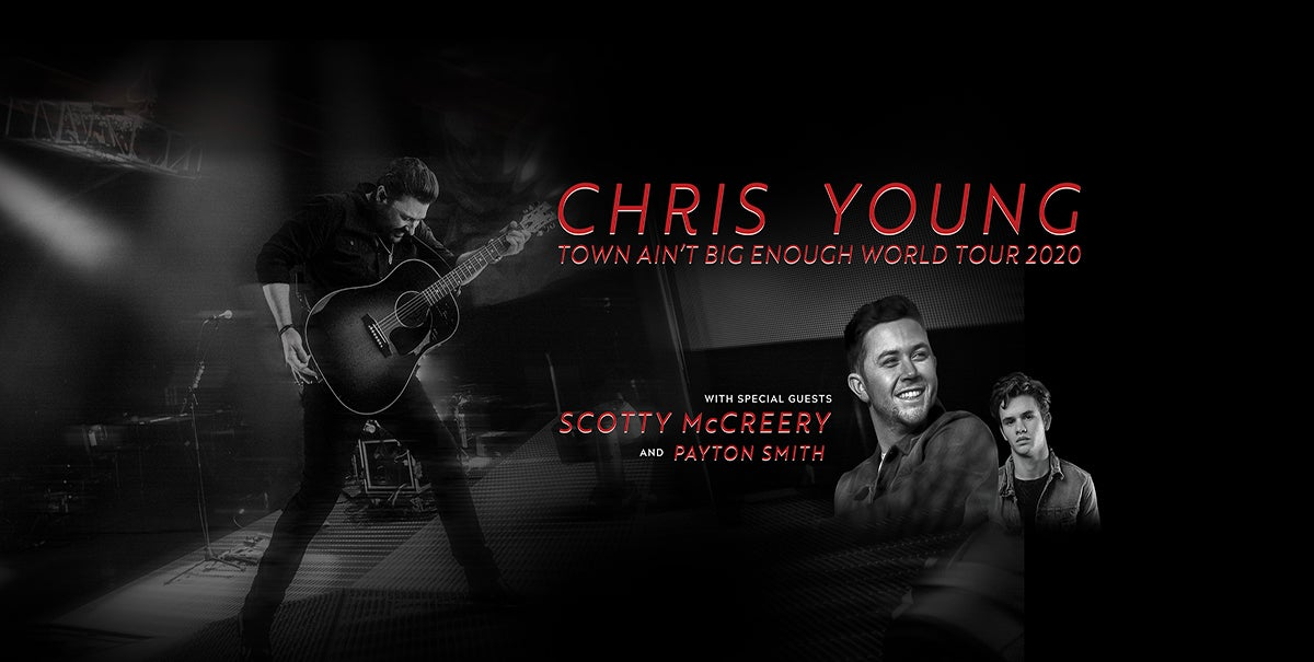CANCELLED: Chris Young