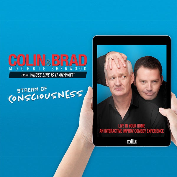 More Info for Colin Mochrie & Brad Sherwood