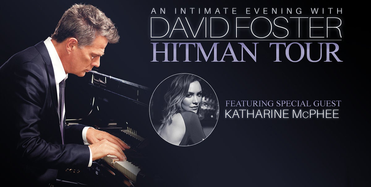 CANCELLED: David Foster