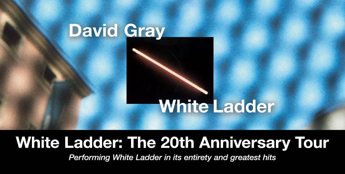 POSTPONED: David Gray