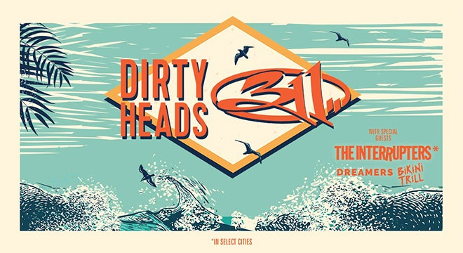 Dirty Heads and 311