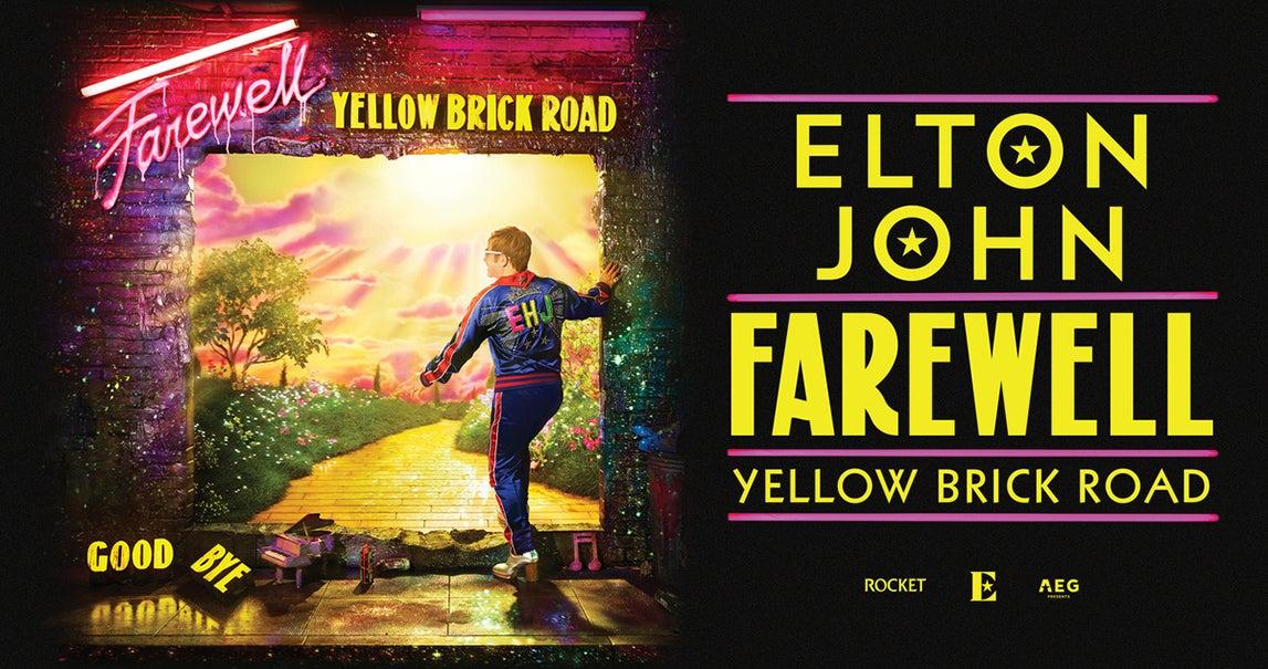 POSTPONED: Elton John