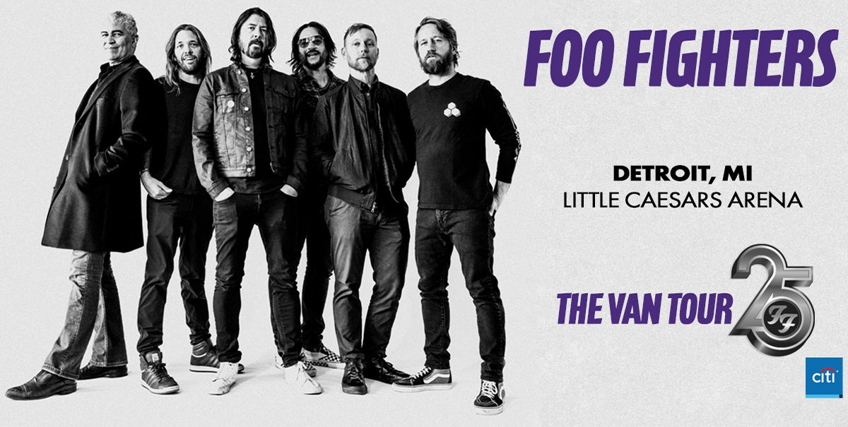 CANCELLED: Foo Fighters
