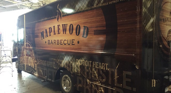 Pistons Maplewood Barbeque   313 Presents