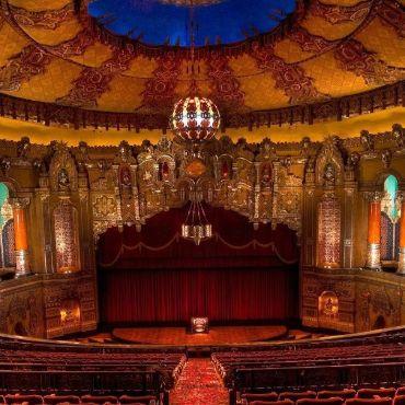 fox theatre spotlight