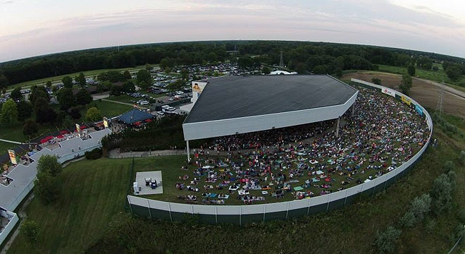 Official Michigan Lottery Amphitheatre At Freedom Hill Concert Tickets Venue Information 313 Presents