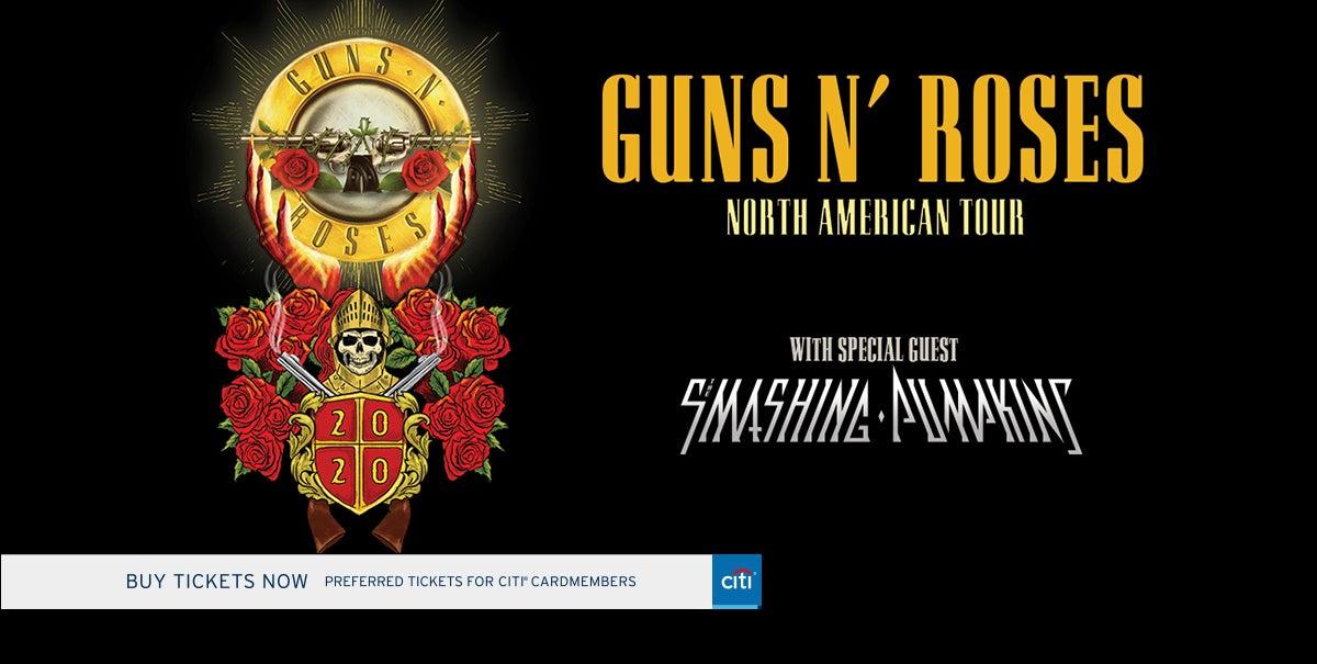 POSTPONED: Guns N' Roses
