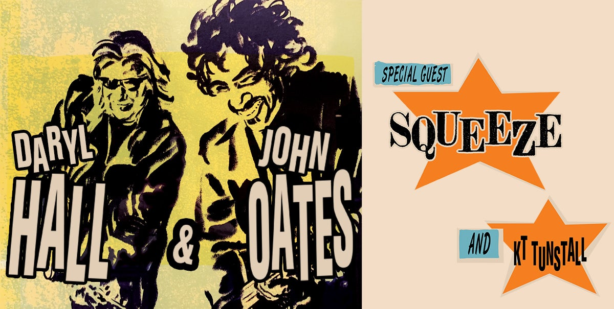 POSTPONED: Daryl Hall & John Oates