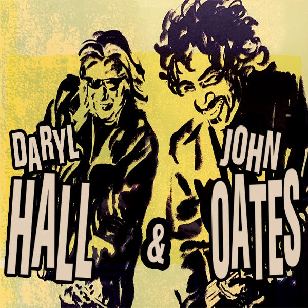 More Info for Daryl Hall & John Oates