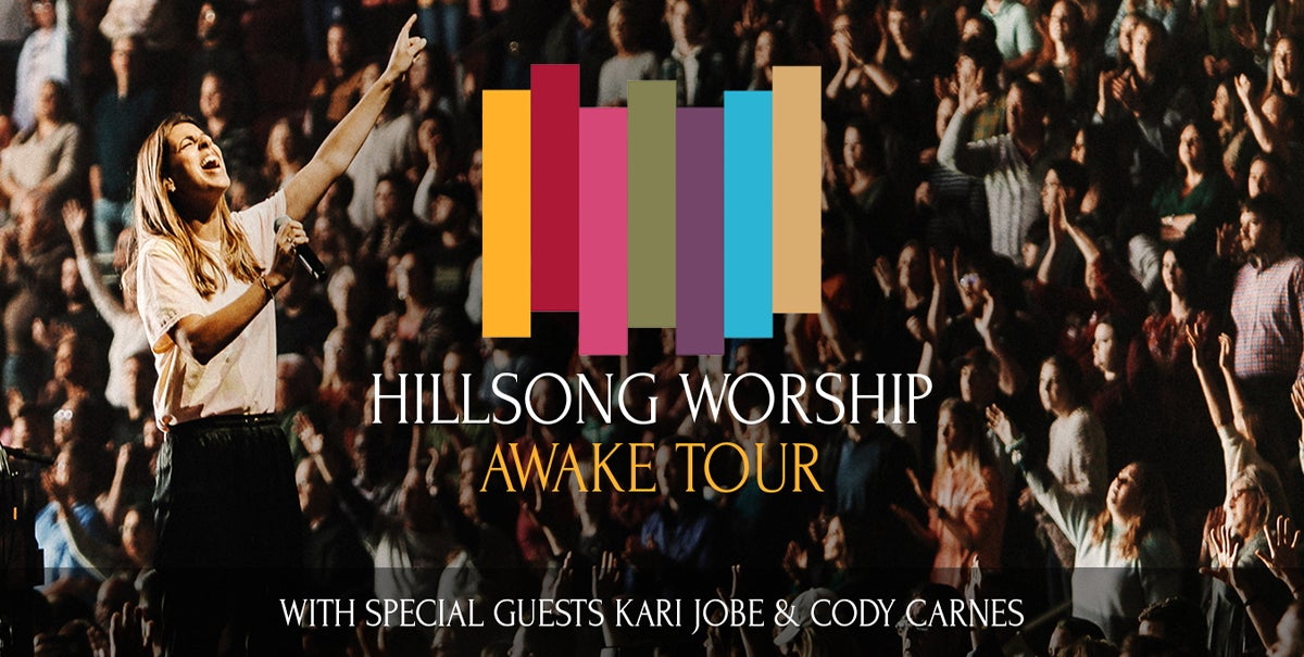 POSTPONED: Hillsong Worship