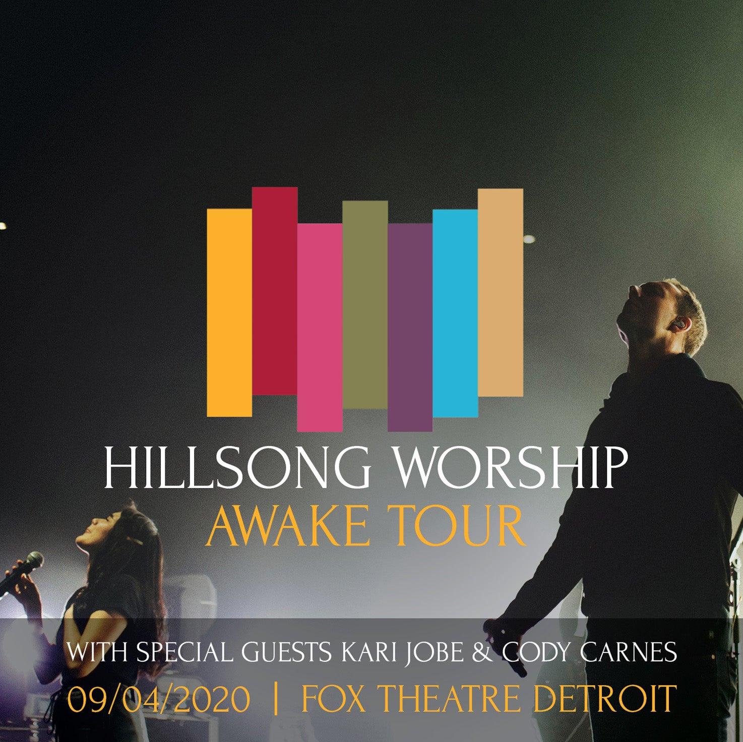 More Info for Hillsong Worship