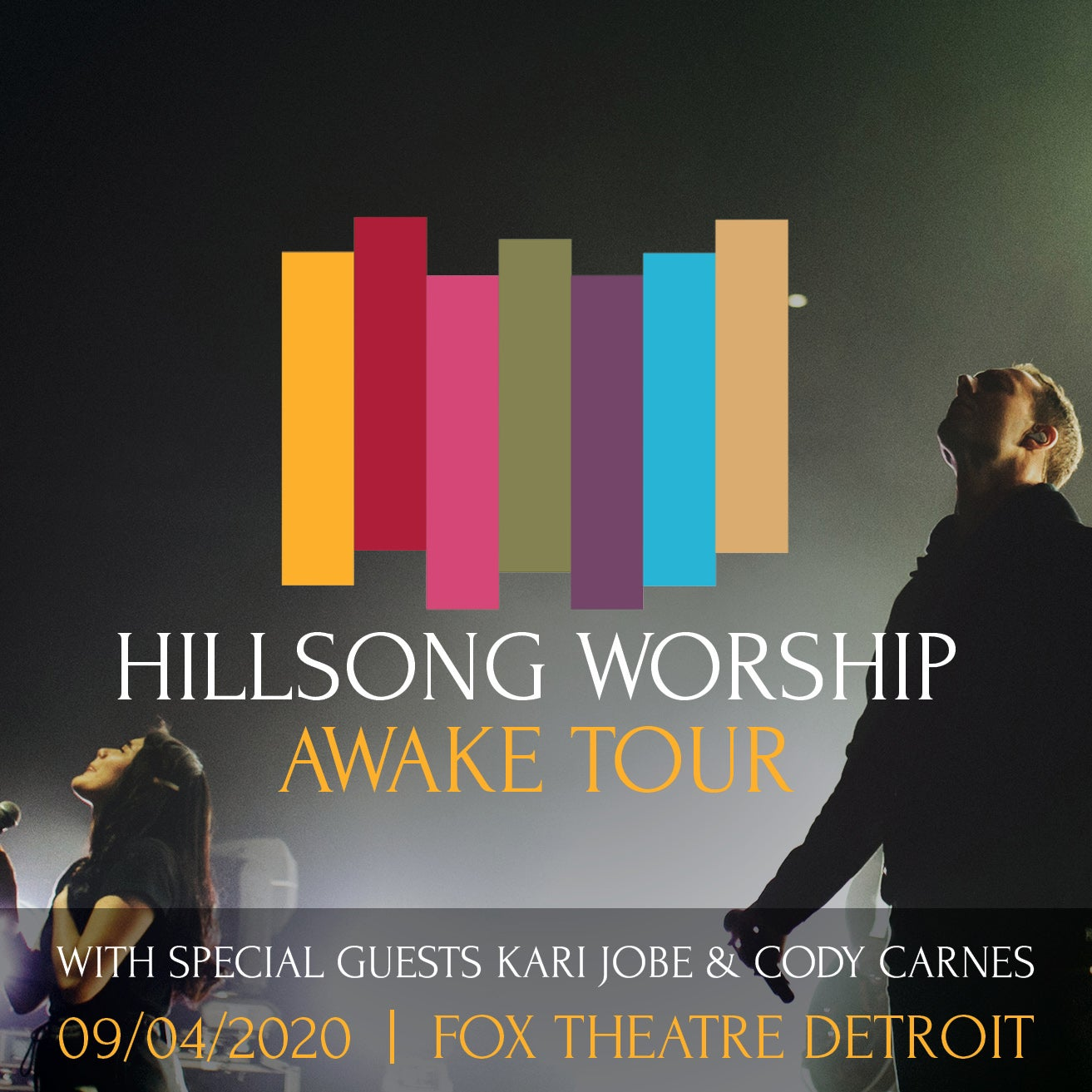More Info for HILLSONG WORSHIP RESCHEDULES  FOX THEATRE PERFORMANCE FOR FRIDAY, SEPTEMBER 4, 2020