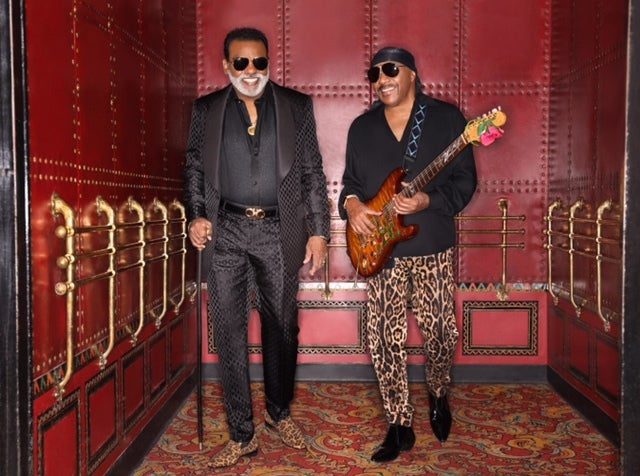 More Info for THE ISLEY BROTHERS AND GLADYS KNIGHT TO PERFORM AT THE FOX THEATRE FRIDAY, DECEMBER 17, 2021