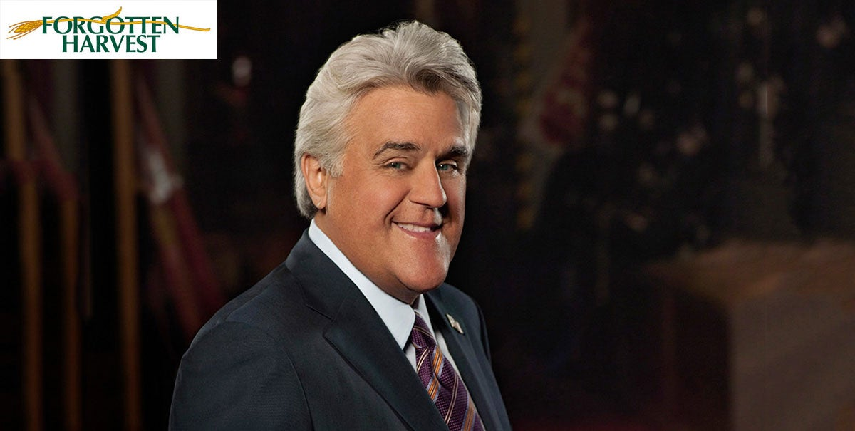 Forgotten Harvest's 28th Annual Comedy Night Featuring Jay Leno