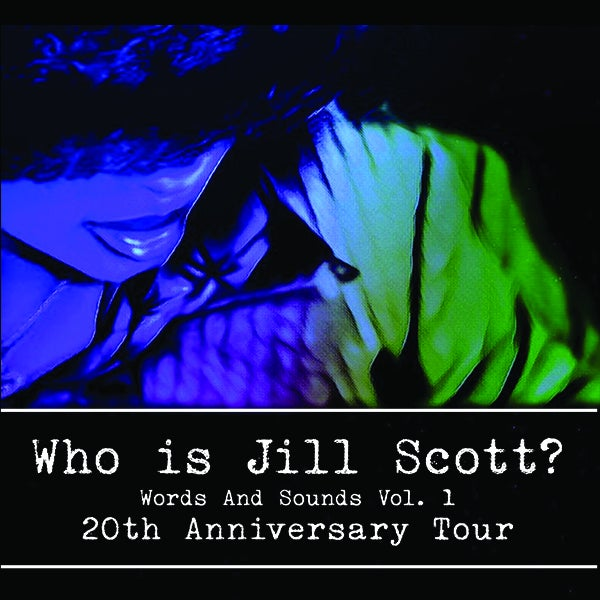"More Info for JILL SCOTT BRINGS ""WHO IS JILL SCOTT? 20TH ANNIVERSARY TOUR""  TO THE FOX THEATRE JUNE 7"