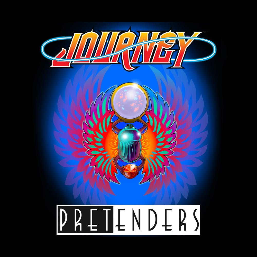 More Info for CANCELLED: Journey and Pretenders