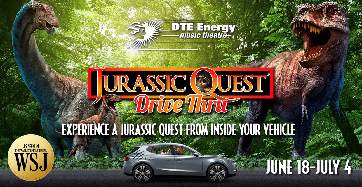 More Info for Jurassic Quest Drive Thru