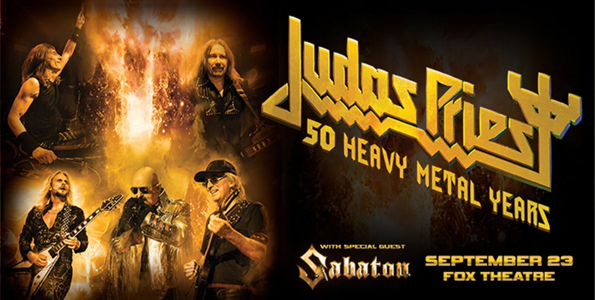 CANCELLED: Judas Priest